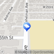 Map Air Conditioning Repair Lomita CA Lomita, United States