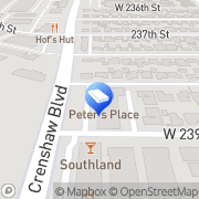 Map Just Tech Solution Torrance, United States