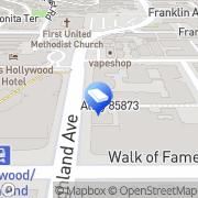 Map Unlock Hollywood Hollywood, United States