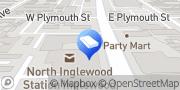 Map Inglewood Pronto Plumbers Inglewood, United States