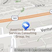 Map LA Dental IT Los Angeles, United States