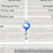 Map Brad's Plumbing Bakersfield, United States