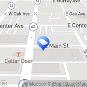 Map CH Cleaning & Hauling Visalia, United States