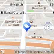 Map Flood Water Damage Cleanup Ventura, United States