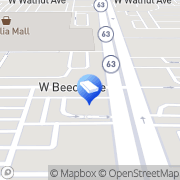 Map D. Brown Plumbing Company Visalia, United States