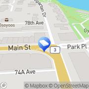 Map Eisenhut Insurance Ltd Osoyoos, Canada
