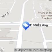 Map Aviana at Tuscany Apartment Homes Reno, United States