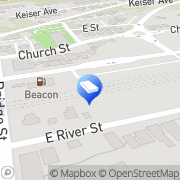 Map Truckee Max Dryer Service Truckee, United States