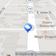 Map Daniel J Harrigan Law Office Santa Maria, United States