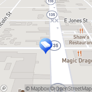 Map Hardy Michael S Attorney at Law Santa Maria, United States