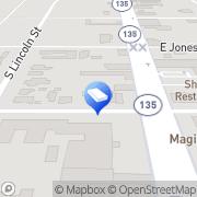 Map Rba Attorney Services Santa Maria, United States