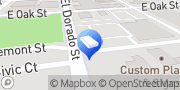 Map Khan Law Stockton Location Stockton, United States