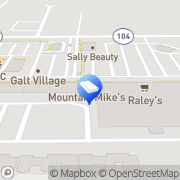 Map Wise man transportation inc. Galt, United States