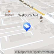 Map Merry Maids Gilroy, United States
