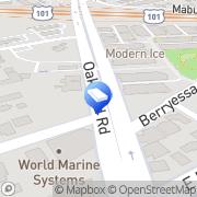Map Valderrama Construction San Jose, United States