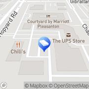 Map IWORKS MEDIA AGENCY Pleasanton, United States