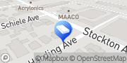 Map Diran & Grey San Jose, United States