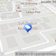 Map Sofi Dublin Dublin, United States