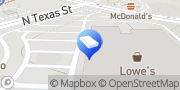 Map Exterior Project Services Fairfield, United States