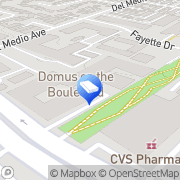 Map Domus on the Boulevard Mountain View, United States