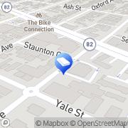 Map K Squared Optronics Palo Alto, United States