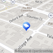 Map Cox Brothers Construction Palo Alto, United States