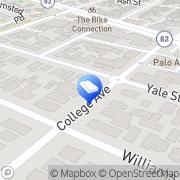 Map Guzsolea Concrete Palo Alto, United States