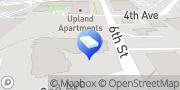 Map Watermark Apartments Kirkland, United States