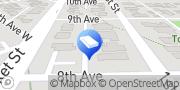 Map AM PM Exterminators Kirkland, United States