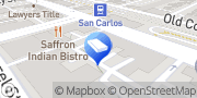 Map Pam Tyson, Keller Williams Bay Area Living San Carlos, United States