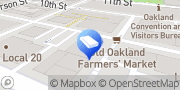Map Kleczek Law Office Oakland, United States