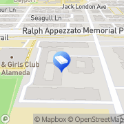Map Vue Alameda Alameda, United States