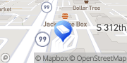 Map Federal Way Painters Federal Way, United States