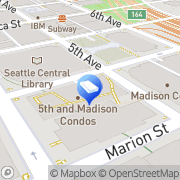 Map Oasis Construction Group Seattle, United States