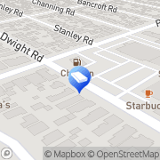 Map Holiday Cleaners San Mateo, United States
