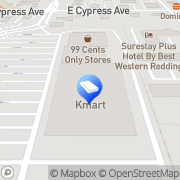 Map Sears Heating and Air Conditioning Redding, United States
