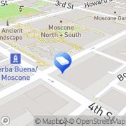 Map Yerba Buena Gardens Child San Francisco, United States