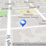 Map Listify San Francisco, United States