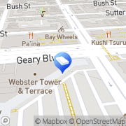 Map BetterRankings San Francisco, United States