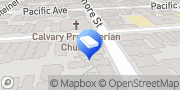 Map Comcast San Francisco, United States