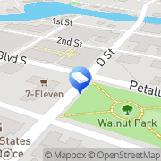 Map Tyler Rodrigues Electric Petaluma, United States