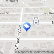 Map JR Appliance Repair Portland, United States