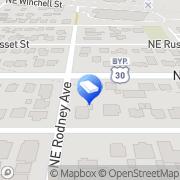 Map JR Repair and Installs Portland, United States