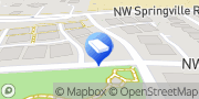 Map Westview Heights Portland, United States