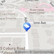 Map National Property Inspections Eugene, United States