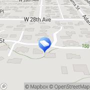 Map Birzer Home Inspection Eugene, United States