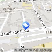 Carte de Y.C.L.Expertise Dinan, France