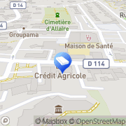 Carte de Sema Rieux, France