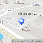 Carte de Chambre Funéraire Lamballe, France