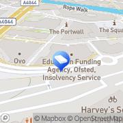 Map Bristol & Avon Group Bristol, United Kingdom